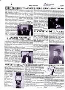 Gazzetta Appennino - Rcette fatali